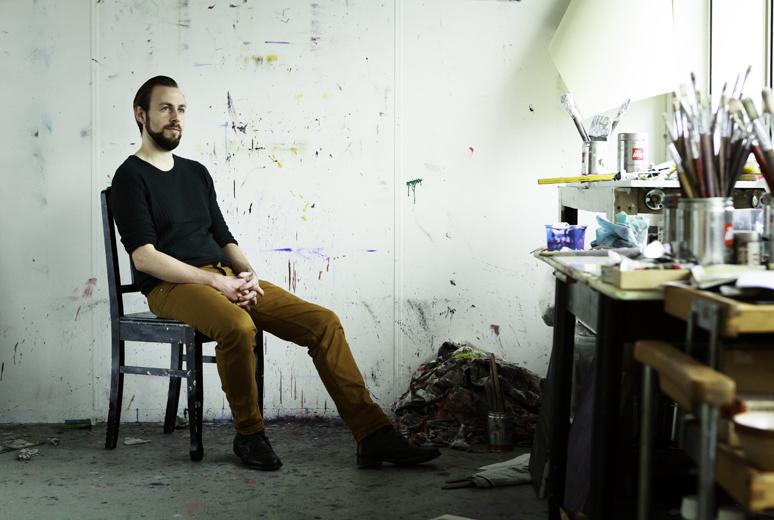 Casper Verborg   the studio