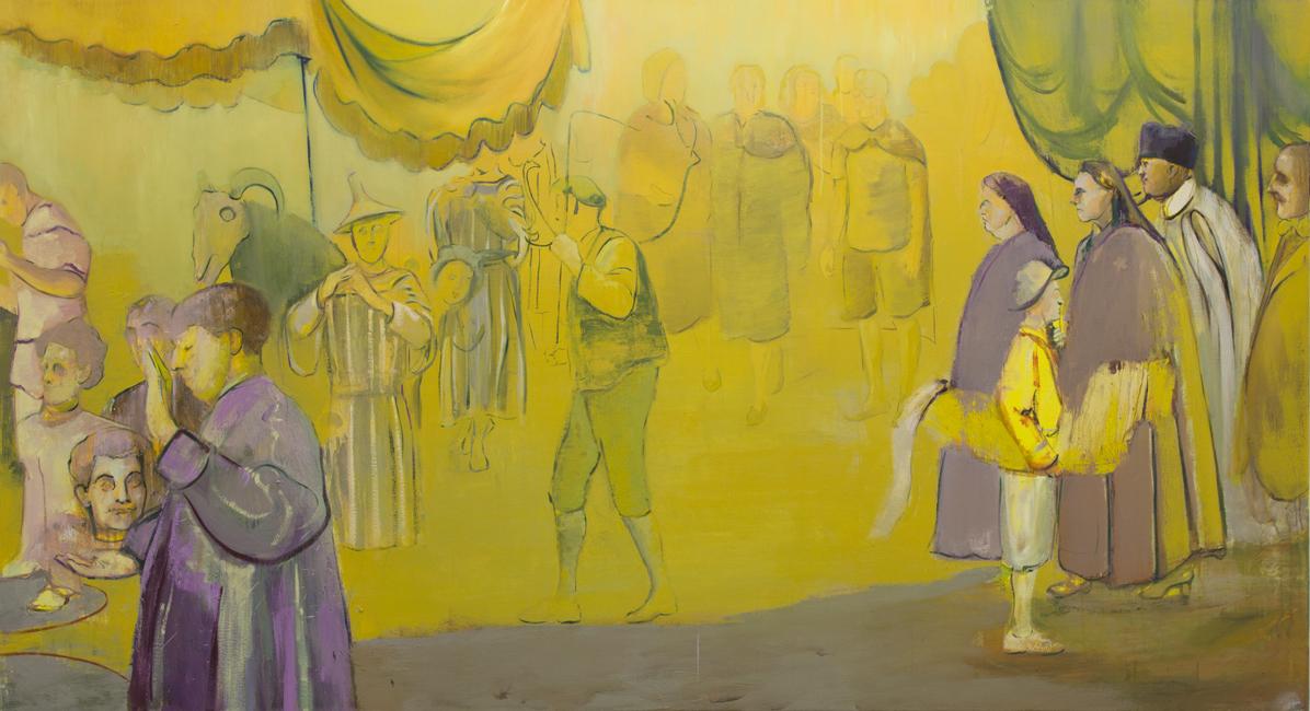 Casper Verborg | procession