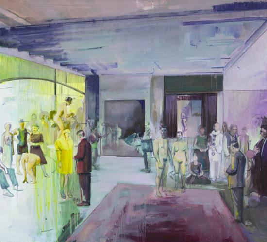 Casper Verborg | drawing room #1