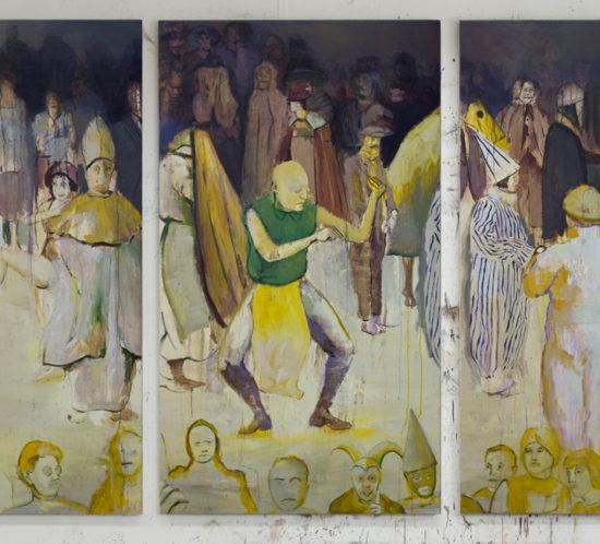 Casper Verborg | Shuffle off this mortal coil, run down the curtain and join the bleedin' choir invisible