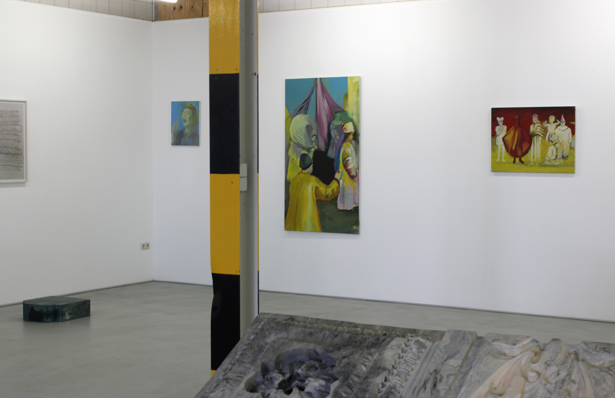 exhibition view | galerie Bart