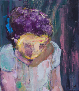 Casper Verborg | untitled | oil on canvas | 36 x 31 cm | 2014